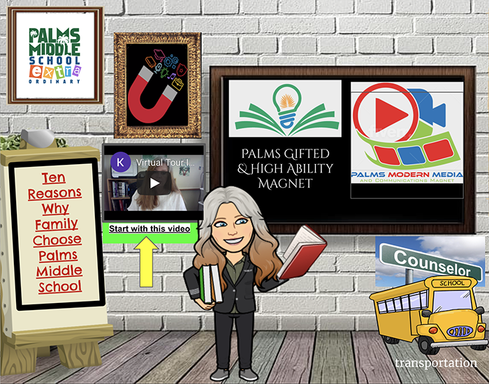 Magnet Schools virtual tour