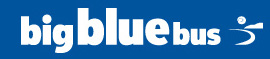 Big Blue Bus logo