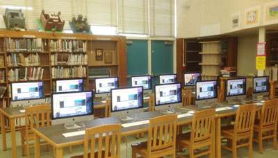 Library computers