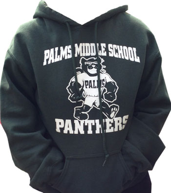 Palms Panther sweatshirt
