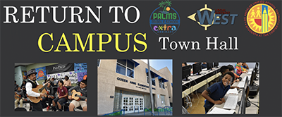 Return to Campus Town Hall