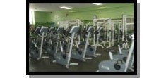 Palms weight room