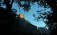 View from Yosemite Valley